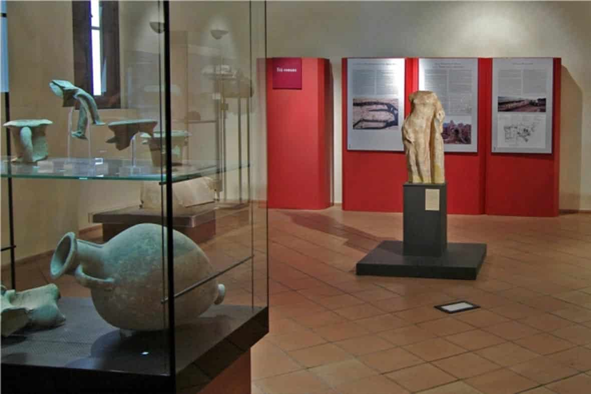 museo b&b magna grecia lamezia terme